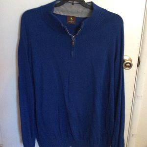 Blue Tailbyrd sweater